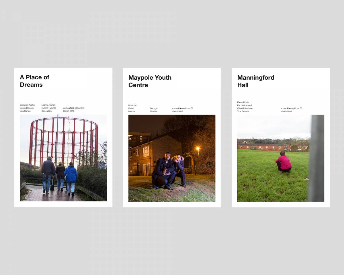 Somecities editions — community photography publications