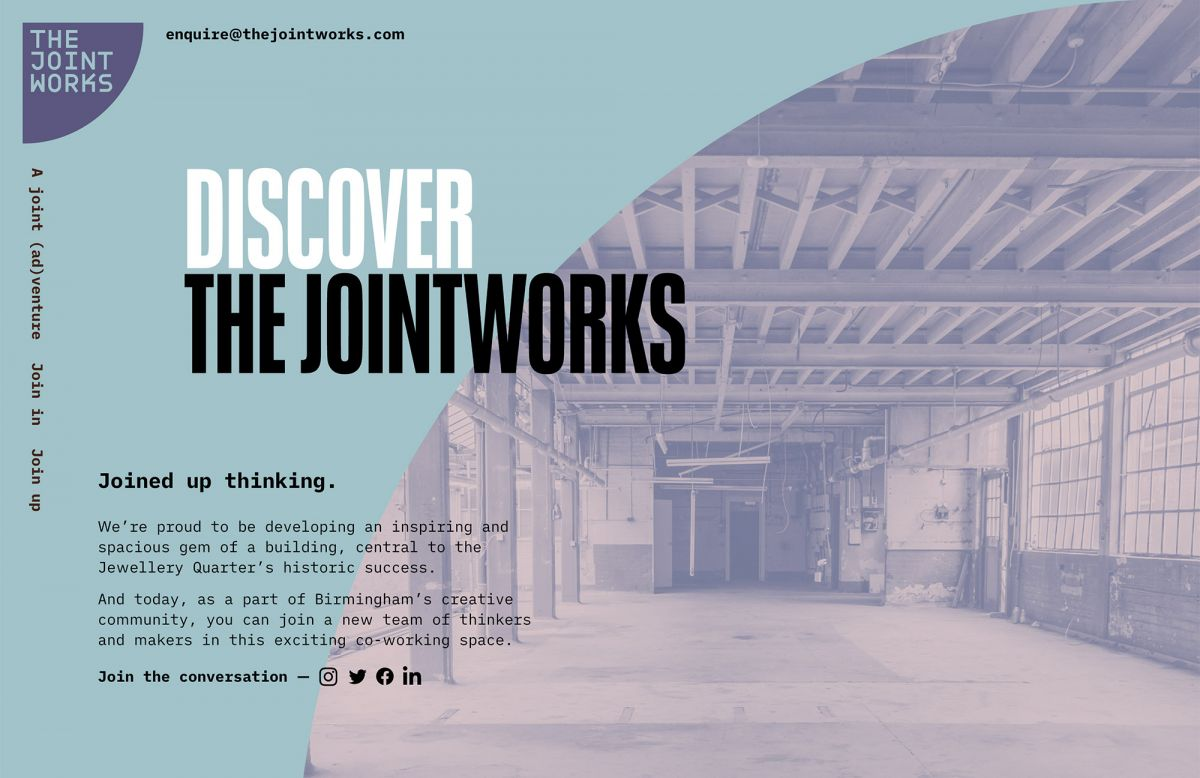 The Jointworks - digital screens
